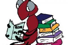 image - Ants Reading